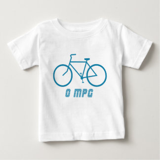 Bicycle 0 MPG Infant T-Shirt