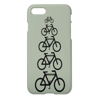 Bicycle Abstract Sports iPhone 7 Case