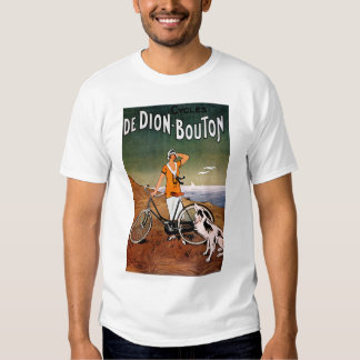 Bicycle Ad, 1925 T Shirt