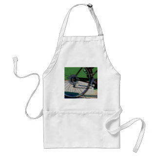 Bicycle Adult Apron