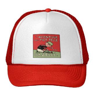 Bicycle Adventures of Piet Pelle Trucker Hat