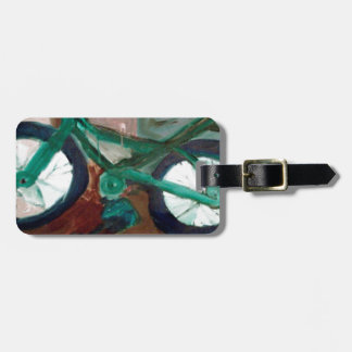 Bicycle Alive Travel Bag Tags