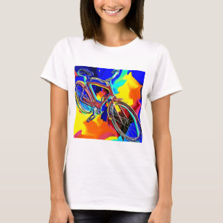 Bicycle Art T-Shirt