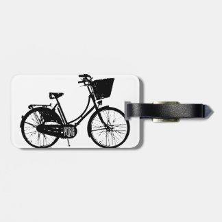 Bicycle Bag Tag