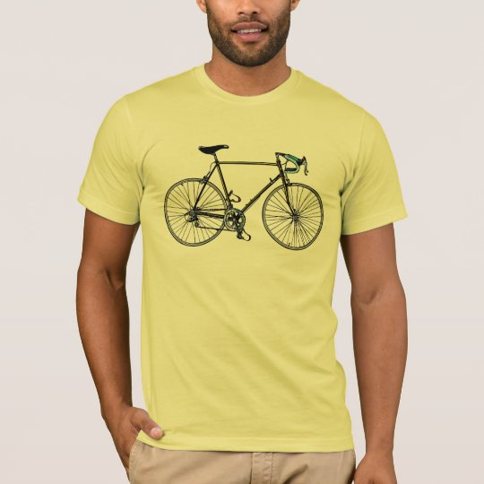 Bicycle Basic American Apparel T-Shirt