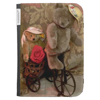 Bicycle bears kindle cover
