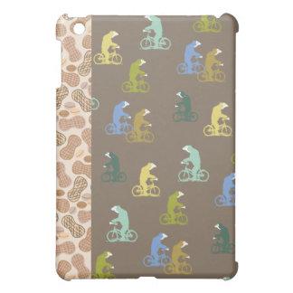Bicycle Bears iPad Case