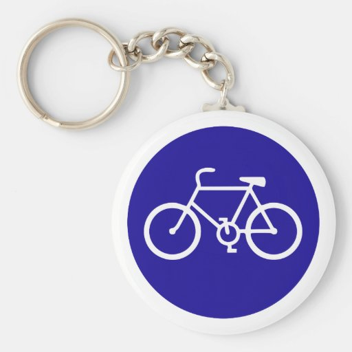 Bicycle bicycle key chains