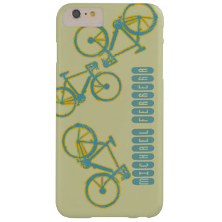 bicycle, bike, biking, cycling, cycle barely there iPhone 6 plus case
