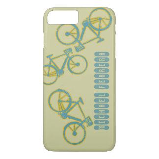bicycle, bike, biking, cycling, cycle iPhone 8 plus/7 plus case