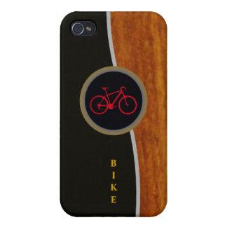bicycle = bike = biking . nice iPhone 4/4S cover