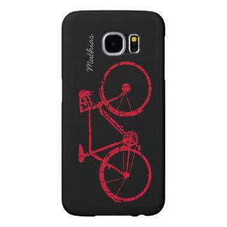 bicycle = bike = biking . nice samsung galaxy s6 case