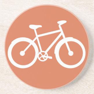 Bicycle Bike Cycling Graphic Coaster