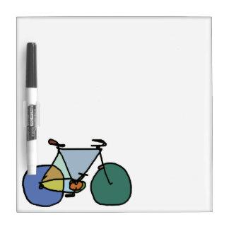 bicycle . bike / cycling nice Dry-Erase board