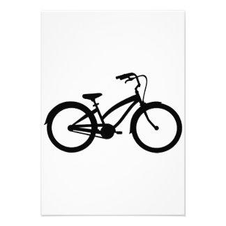 Bicycle bike invite