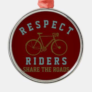 bicycle = bike metal ornament