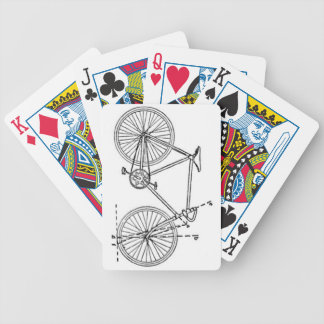 Bicycle Blueprint Bicycle Playing Cards