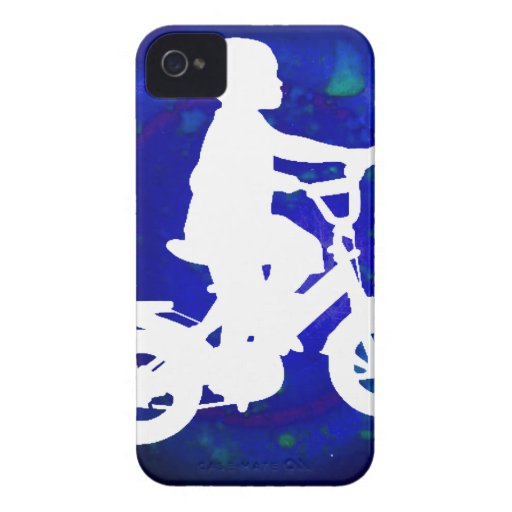 BICYCLE BOY PRODUCTS Case-Mate iPhone 4 CASE