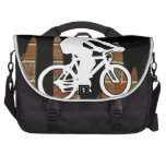 BICYCLE BRICK BACKGROUND PRODUCTS LAPTOP BAGS