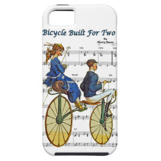 Bicycle Built For Two By Harry Dacre iPhone 5 Case