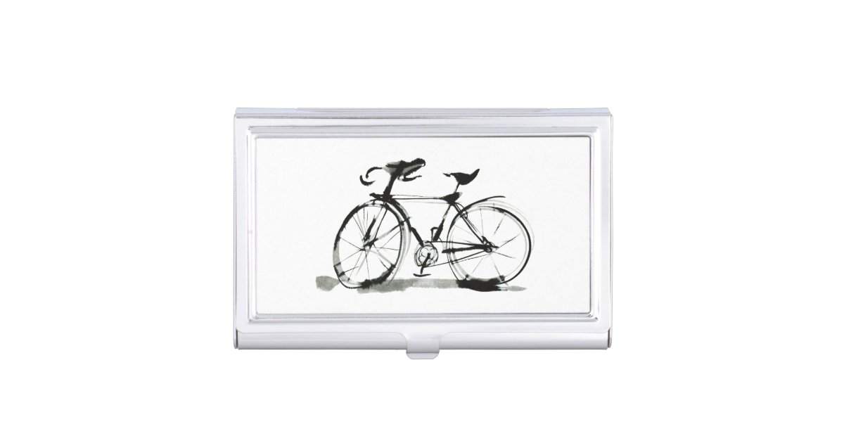 Bicycle Business Card Holder | Zazzle.com