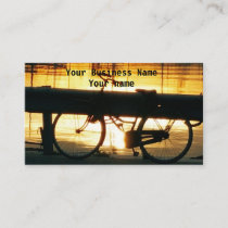 Bicycle Business Cards