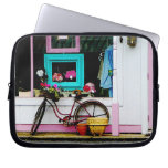 Bicycle By Antique Shop Computer Sleeves
