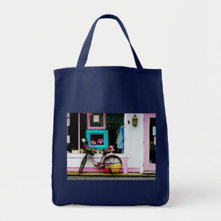 Bicycle by Antique Shop Tote Bag