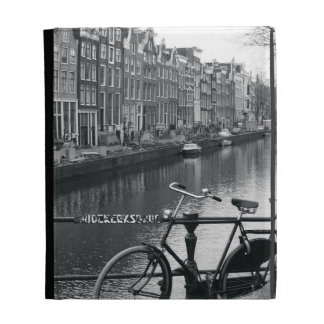 Bicycle by Canal iPad Folio Cover