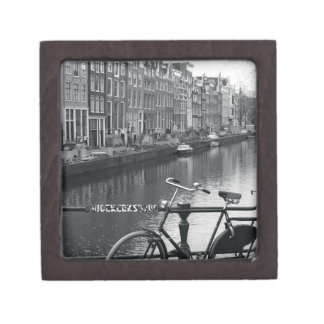 Bicycle by Canal Gift Box