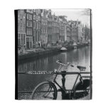 Bicycle by Canal iPad Folio Cases
