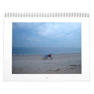 Bicycle calendar 2011