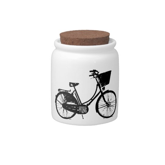 Bicycle Candy Jars