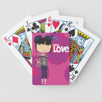 Bicycle Card Template Card Deck