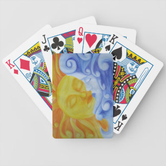 Bicycle Card Template - Customized