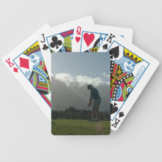 Bicycle Card Template - Customized Card Deck