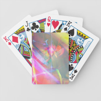 Bicycle Card Template Playing Cards - Customized