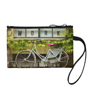 bicycle coin purses
