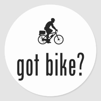 Bicycle Cop Stickers