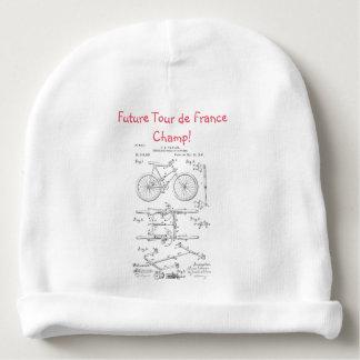 BICYCLE COUPLER PATENT _ CIRCA 1906 BABY BEANIE