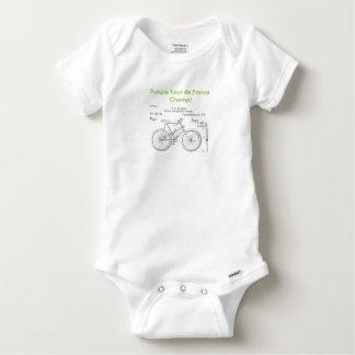 BICYCLE COUPLER PATENT _ CIRCA 1906 BABY ONESIE