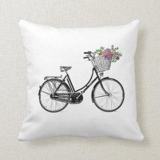 Bicycle Cushion Pillow