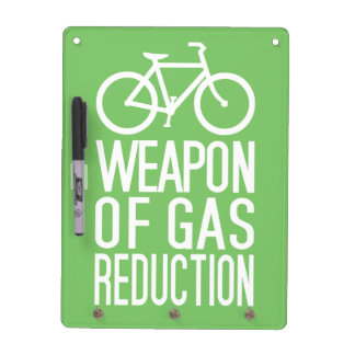 Bicycle custom color message board