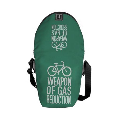 Bicycle custom color messenger bag