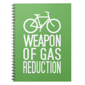 Bicycle custom color notebook