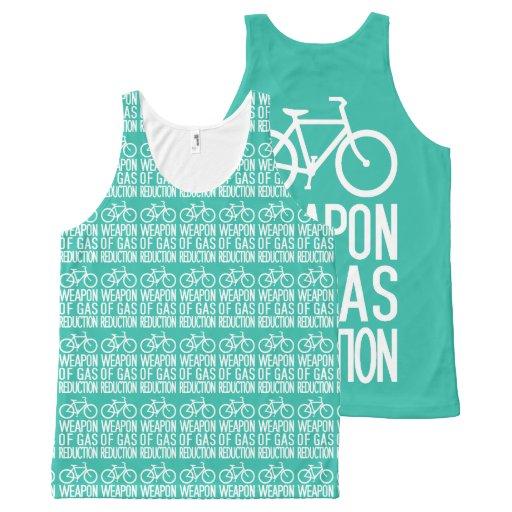 Bicycle custom color tanktop All-Over print tank top Tank Tops, Tanktops Shirts
