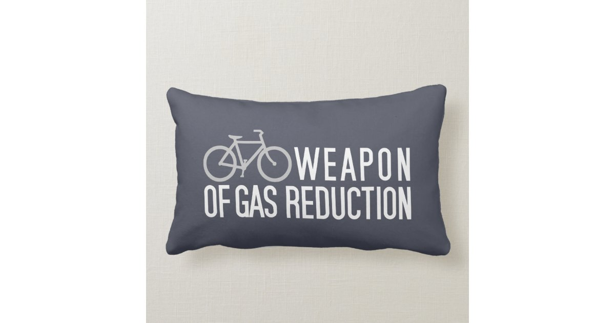 Bicycle custom color throw pillow Zazzle