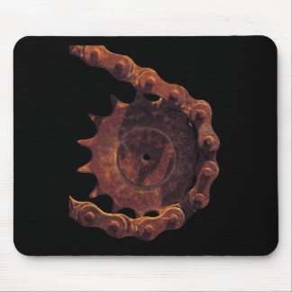 Bicycle Cycle Bicycling Cycling Chain Gear Mouse Pads