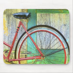 Bicycle Cycle Bicycling Cycling Old Shed Mousepads