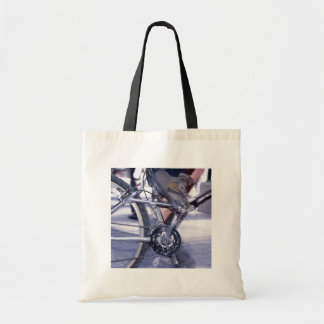 Bicycle Cycle Bicycling Cycling Rush Hour Tote Bag